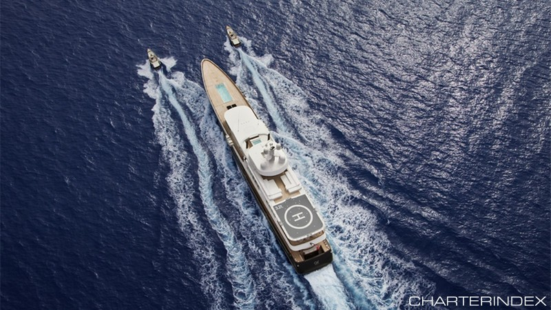 Charter Yacht AIR