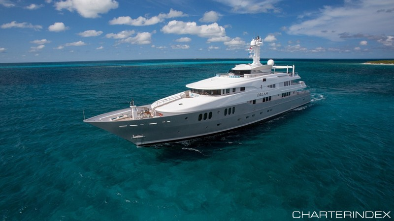 Charter Yacht DREAM