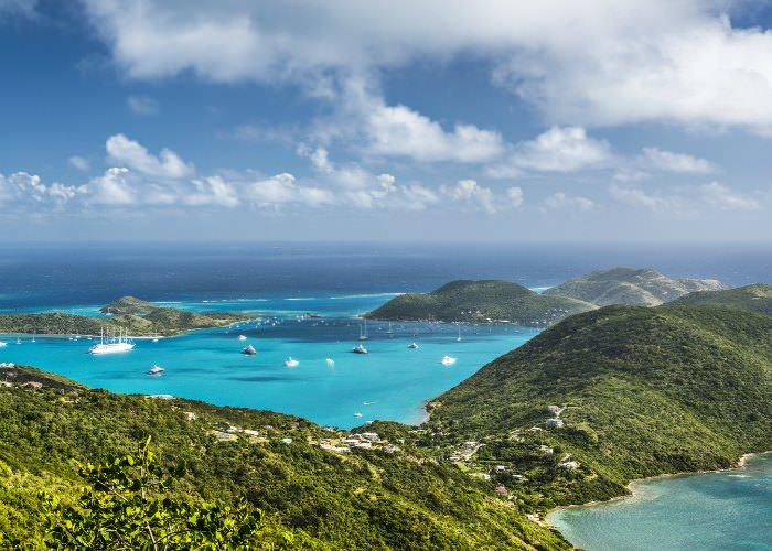 British Virgin Islands Charterboote