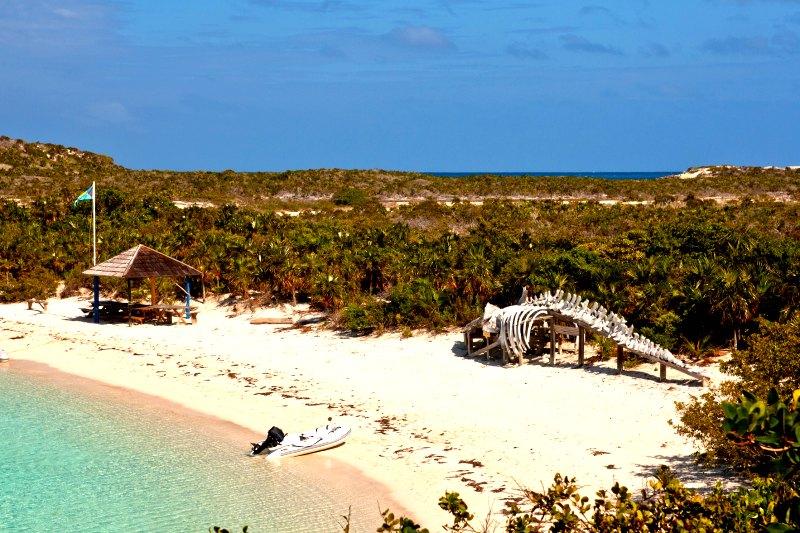 Bahamas - Exumas yacht charter day 4