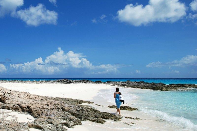 Bahams - Exumas yacht charter day 7