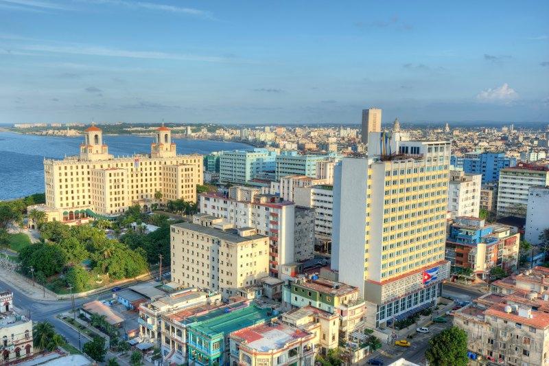 Cuba Yacht Charter - Urban Beach Escape