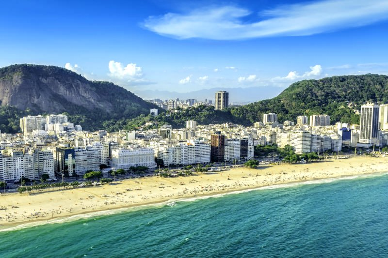 Rio Yacht Charter urban beach escape