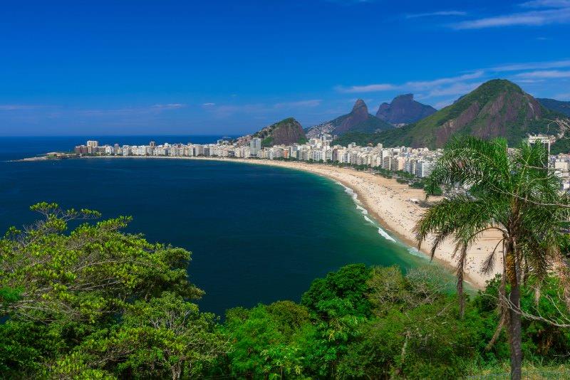 Rio de Janeiro yacht charter urban beach escape