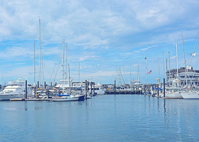 2016 Newport Charter Yacht Show