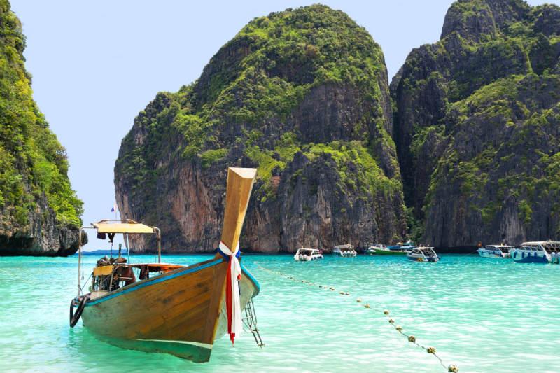 Bucket List - Thailand Yacht Charter