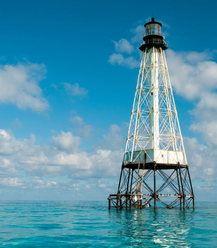 Florida Keys yacht charter - Alligator Reef