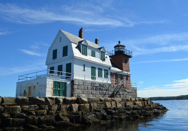 New England yacht charter - Rockland Maine