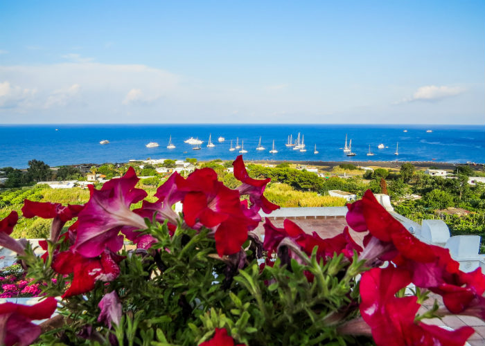 Aeolian Islands yacht charter - Stromboli