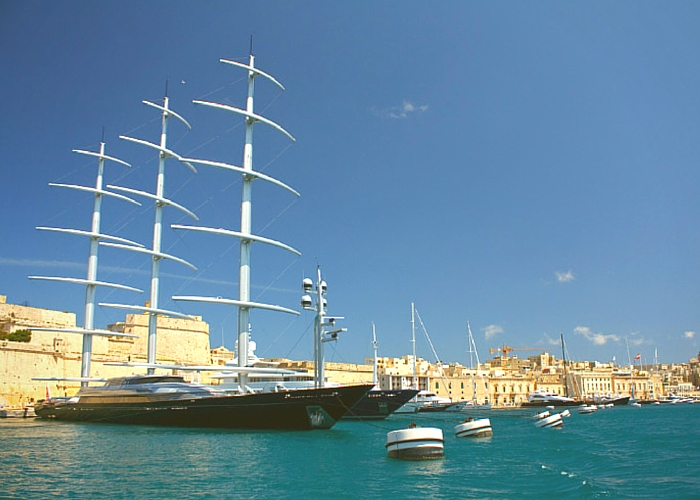 Malta - Hottest Destination for Yacht Charters