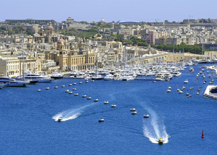 malta yacht charter - backdrops