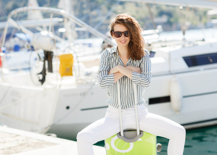 yacht charter packing list