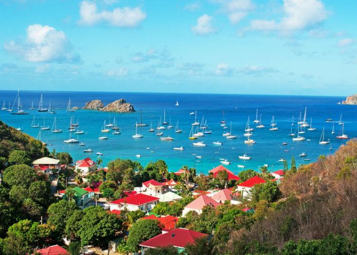 Caribbean Island Guide - St Barts
