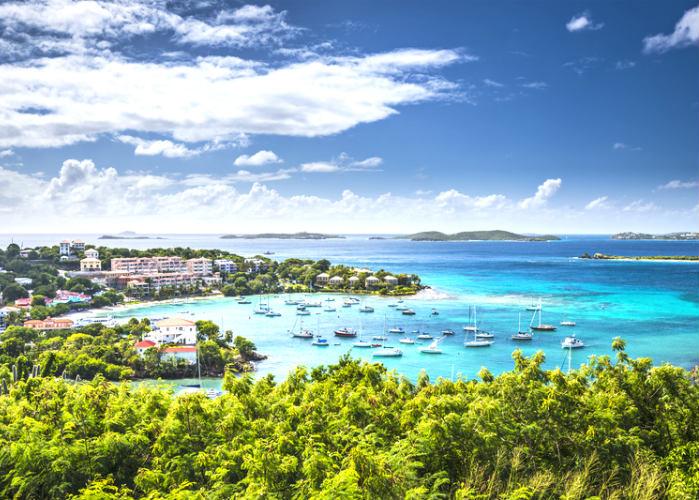 Caribbean Island Guide - USVI